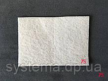 Лист скотчбрайт 160х230 мм для легкой шлифовки и очистки поверхностей, нетканный материал, оранжевый, фото 3