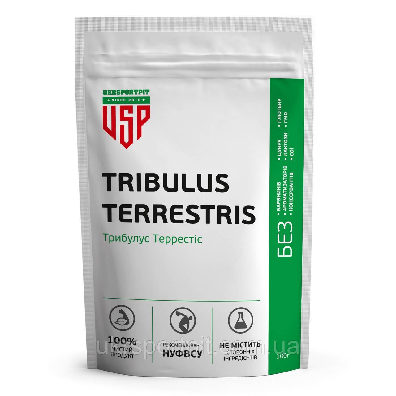 Трибулус в капсулах 90% сапонинов (Tribulus Terrestris caps.) 100капсул*400мг
