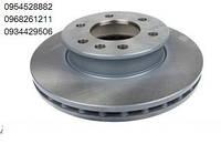 Диск тормозной (передний) VW Crafter /MB Sprinter 06- (299.6x28) MERCEDES (Германия)