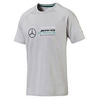 Мужская футболка Puma Mercedes MAPM Logo Tee (Артикул: 57740902)