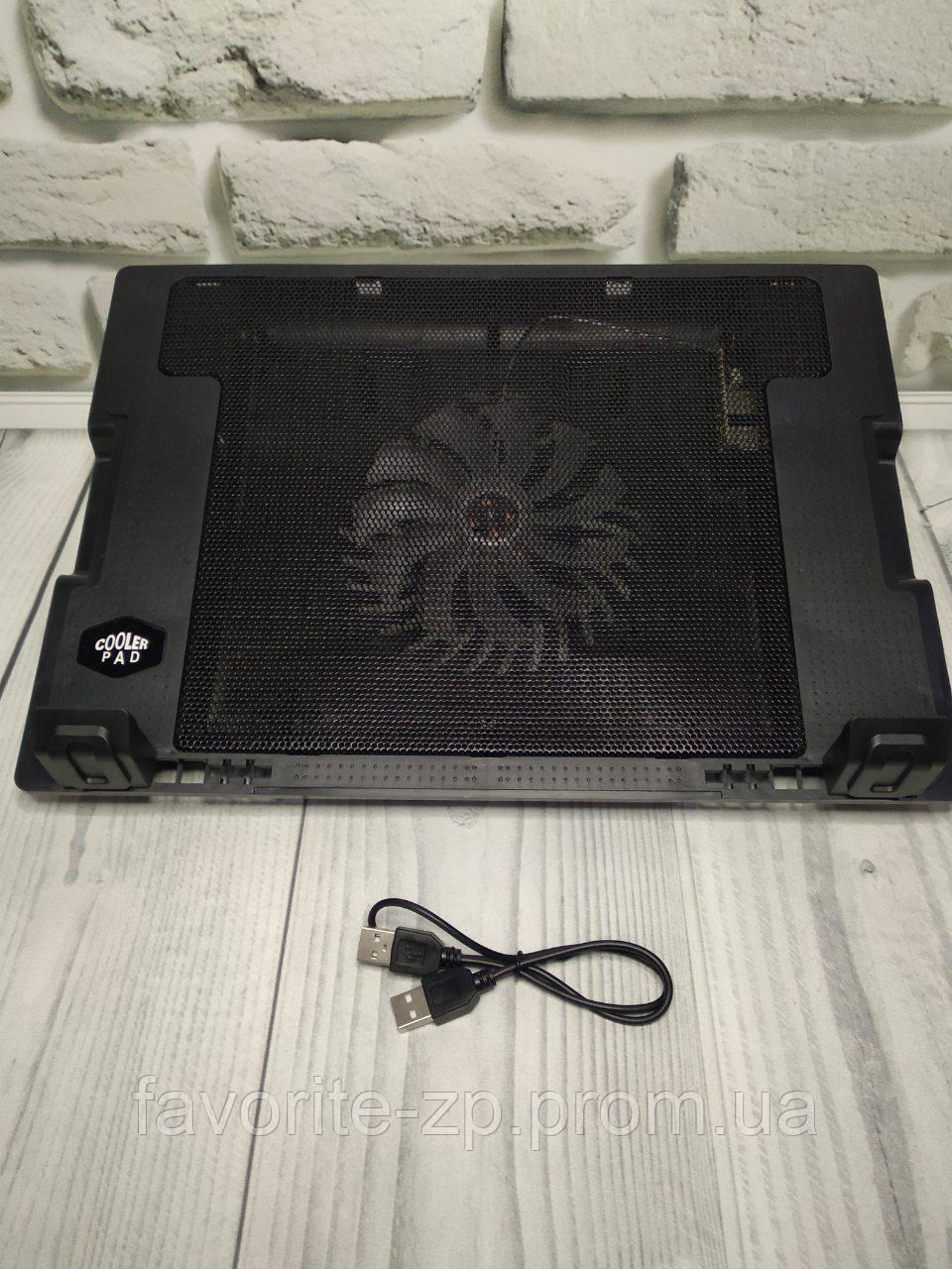 Подставка для ноутбука с кулером CoolerPad, охлаждающая подставка
