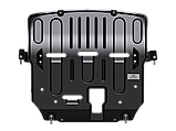 Защита моторного отсека, KIA Sportage 2019- Qle, r4010f1005, фото 2