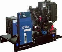 Трёхфазный дизельный генератор мощностью 15 кВА с двигателями Mitsubishi