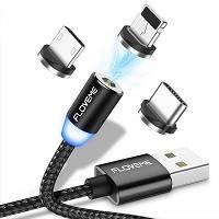 Магнітні USB кабелі