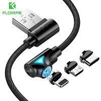 Магнитные USB кабели Floveme