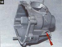 Крышка КПП ВАЗ 2101 передняя