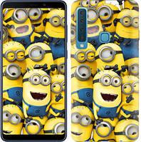 Чехол Endorphone на Samsung Galaxy A9 (2018) Миньоны 8 860u-1503-18675 (860-1503)