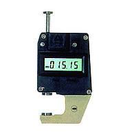 Толщиномер с цифровой индикацией ТИП ТРЦ  0-15  0,01