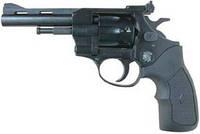 Револьвер под патрон Флобера Arminius HW4 4'' с резинопластиковой рукоятью