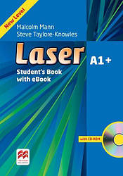 Laser 3rd Edition A1+ Student's Book with CD-ROM and eBook Pack (Учебник)