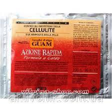 """Антицеллюлитная маска Гуам из морских водорослей """"Ускоренная формула"""" / Guam Fanghi d'Alga GUAM Azione Rapida"""