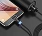 Магнитный кабель с подсветкой Topk 2 метра прямой, фото 6