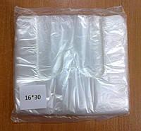 Пакет майка интерпласт 16*30