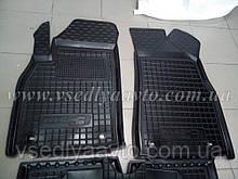 Передние коврики MG 3 с 2012- (Автогум AVTO-GUMM)