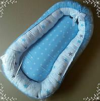 Гнёздышко ( позиционер, кокон)   для новорожденных!, фото 1