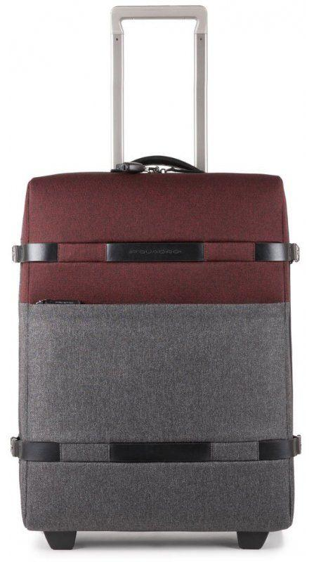 Малый тканевый чемодан Piquadro Move2 BV3877M2_RGR 37,5 л, серый