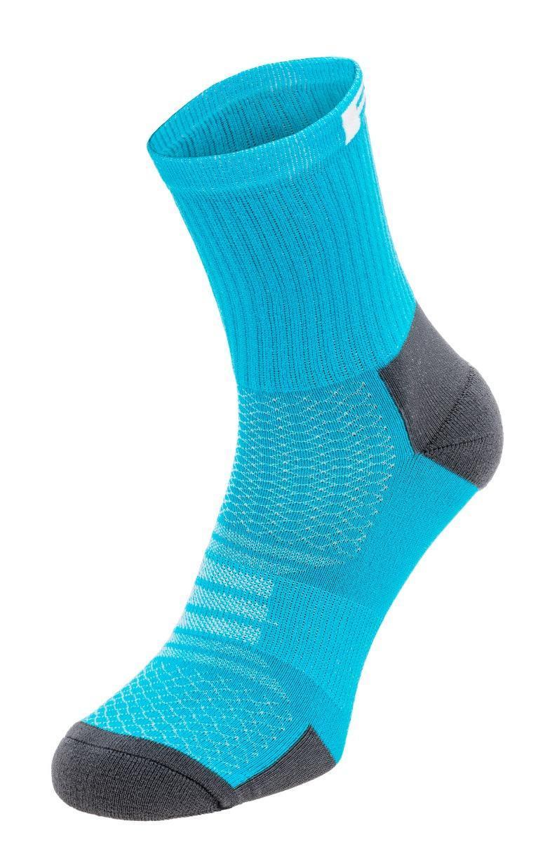 Шкарпетки R2 Sprint блакитний/сірий L (43-46)