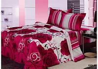 Постельное белье Le Vele Violet Двуспальный евро комплект