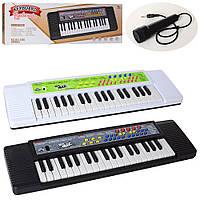 Детский синтезатор BX-1644B-55A-55B  48см, Bambi