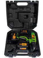 Шуруповерт аккумуляторный ProCraft PA18Li