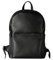 Кожаный рюкзак Jizuz Carbon CN372811B, черный, фото 1