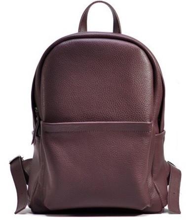 Кожаный рюкзак Jizuz Carbon CN372811W, винный