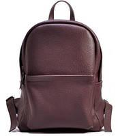 Кожаный рюкзак Jizuz Carbon CN372811W, винный, фото 1