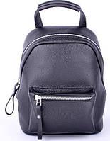Женский кожаный рюкзак Jizuz Urban UB28219B, черный, фото 1