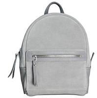 Женский замшевый рюкзак Jizuz Sport SP292310GZ, серый, фото 1
