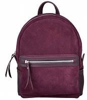 Женский замшевый рюкзак Jizuz Sport SP292310WZ, винный, фото 1