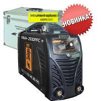 Инверторный сварочный аппарат Днипро М Mini MMA 250DPFC дисплей,кейс