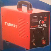 Инверторный сварочный аппарат Темп ИСА-250 TOSHIBA Эл табло