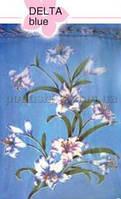 Простынь махровая Le Vele Delta Blue 180х230 см