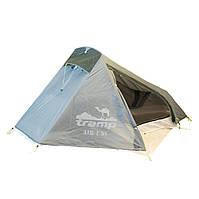 Сверхлегкая одноместная палатка Tramp Air 1 Si TRT-093-grey светло-серая