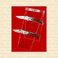 Подставка на 7 ножей пластиковая MHR /20-6