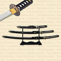 Самурайский меч КАТАНА 13974 (3 в 1) сувенир MHR /71-24