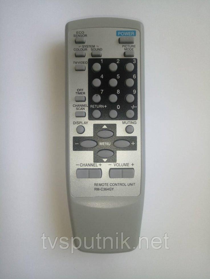 Пульт JVC RM-C364GY