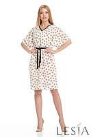 247714e3e28 Женское шифоновое платье свободного кроя Чатни