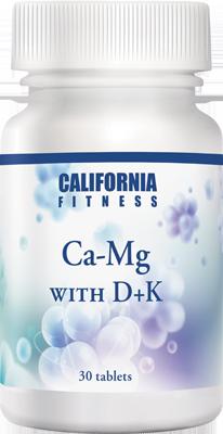 Ca-Mg with D+K (30 табл.)