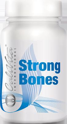 Strong Bones Крепкие суставы100 капсул (капсулы, 100 шт.)