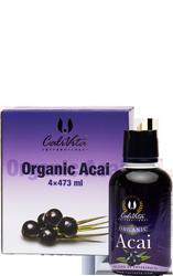 Organic Acai pack Органическая асаи (4x473 мл)