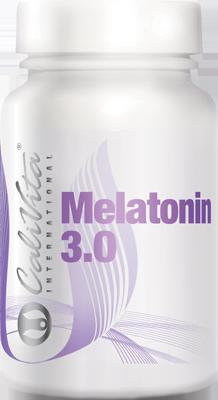 Melatonin 3.0 Мелатонін (60 таблеток)
