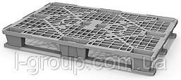 Пластиковий піддон 1200х800 мм, полегшений