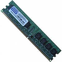 Модуль памяти для компьютера DDR2 512MB 667MHz PC2-5300 Goodram CL5 (GR667D264L5/512)
