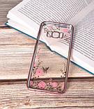 Чехол силиконовый TPU Glaze rose gold для Samsung Galaxy S8 Plus/G955, фото 2