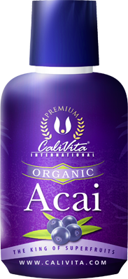 Organic Acai Органическая асаи (473 мл)