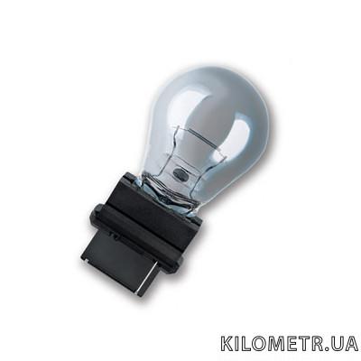 Галогенная лампа Osram P27W W2,5x16d 12V 27W (3156)