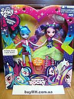 Ария Блейз и Соната Даск My Little Pony Equestria Girls Aria Blaze and Sonata Dusk