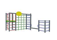 Спортивно-гимнастический комплекс «Леса»