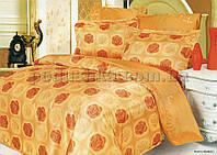 Постельное белье Le Vele Roxy orange Двуспальный евро комплект